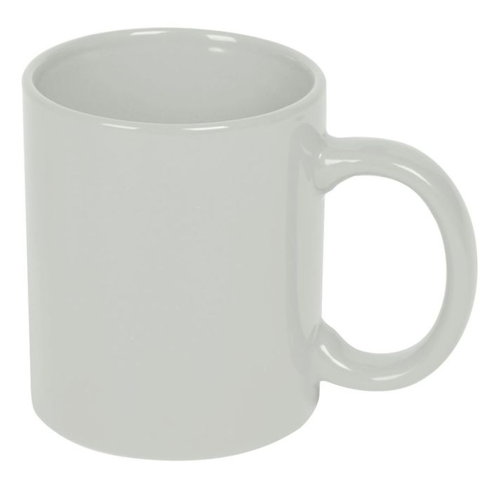 Кружка керамическая, 300 мл, белая
