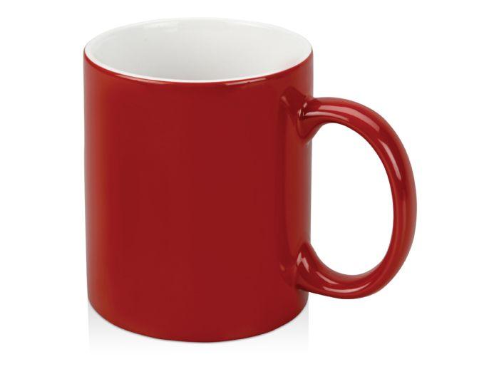 """Кружка """"Марко"""", 320 мл, внутри белая, цвет красный"""
