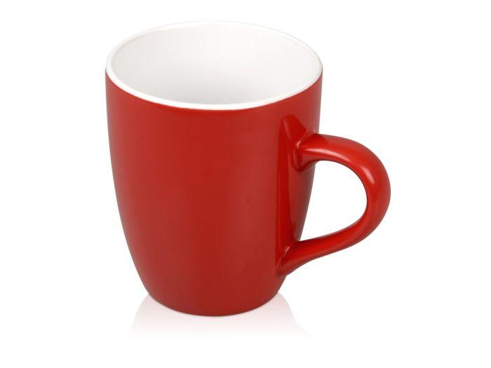 """Кружка """"Tulip"""", 360 мл, цвет красный"""