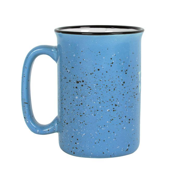 Кружка UNIVERSE, 390 мл, цвет голубой