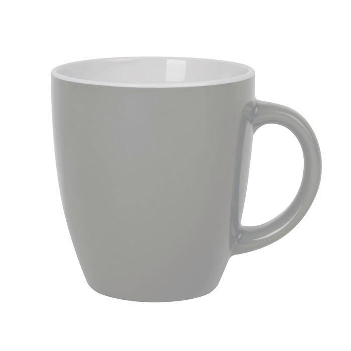 Кружка ANNA, 310 мл, цвет серый