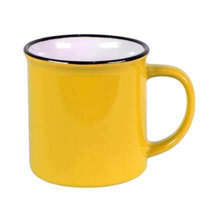 Кружка CAMP, 280 мл, цвет жёлтый
