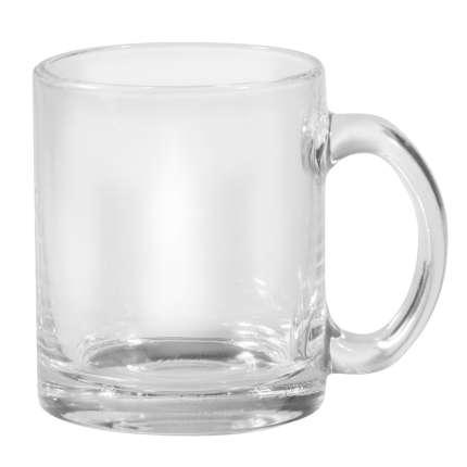 Кружка стеклянная Promo glass, 350 мл