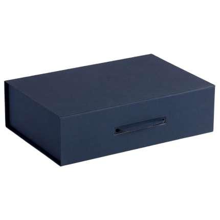 Коробка Case, подарочная, синяя