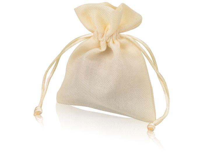 Мешок для подарка маленький, цвет натуральный