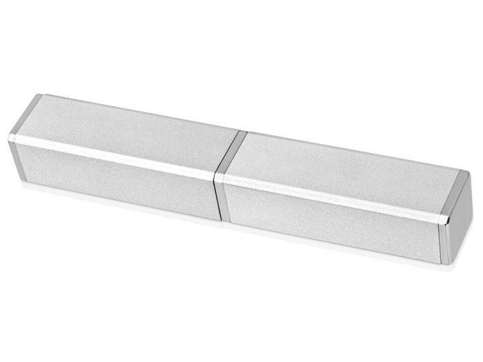 """Футляр для ручки """"Quattro Silver"""", серебристый"""