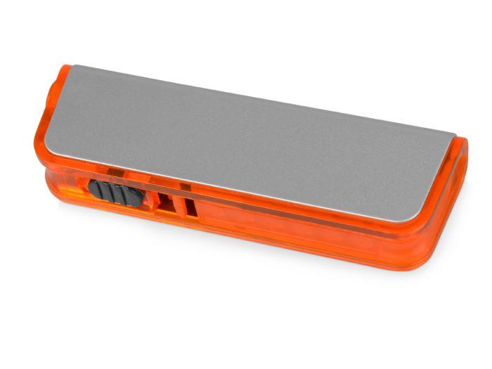 """Набор отверток """"Лион"""", цвет серебристый с оранжевым"""