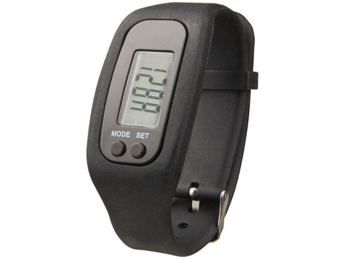 """Смарт часы с шагомером """"Get-Fit"""", цвет чёрный"""