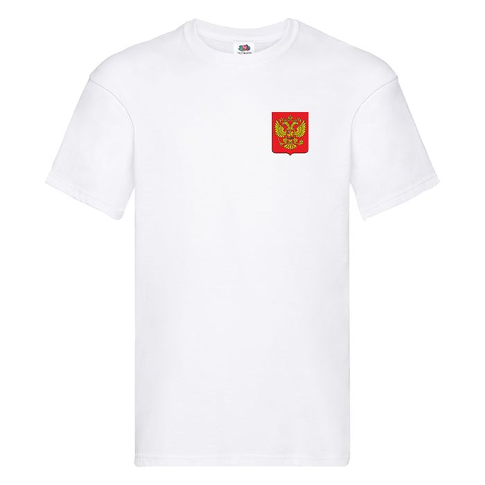 Футболка с российской символикой (сублимация)