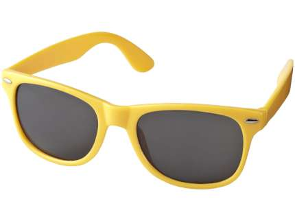 "Очки солнцезащитные ""Sun ray"", цвет оправы жёлтый"