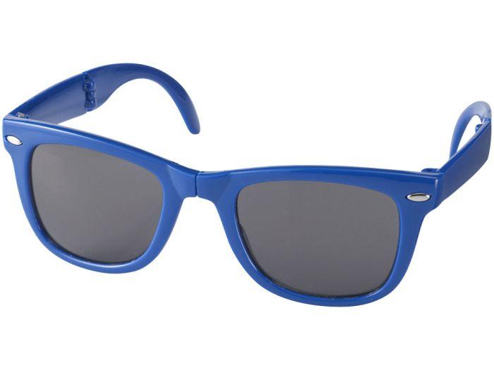 """Очки солнцезащитные """"Sun Ray"""" складные, цвет оправы синий"""