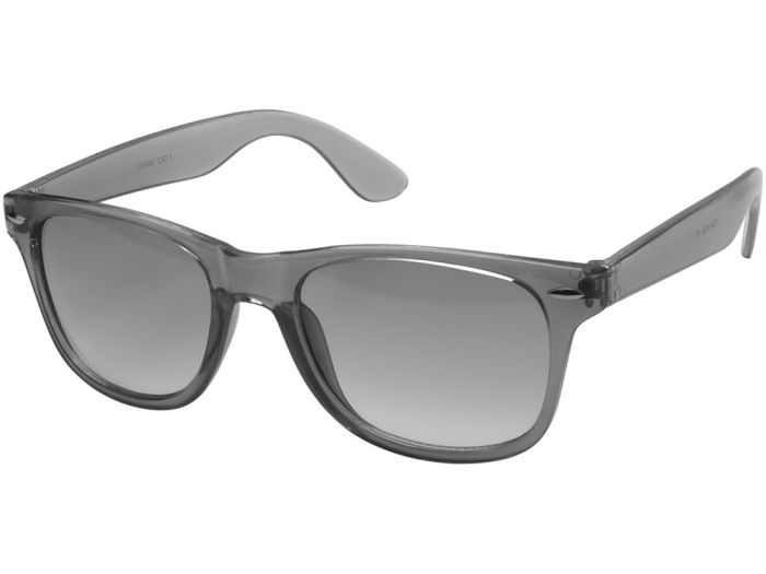 """Очки солнцезащитные """"Sun Ray"""" с прозрачными линзами, чёрные"""