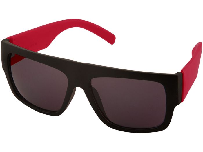 """Солнцезащитные очки """"Ocean"""", цвет дужек красный"""