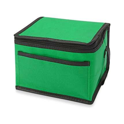 """Сумка-холодильник """"Альбертина"""", зелёная"""