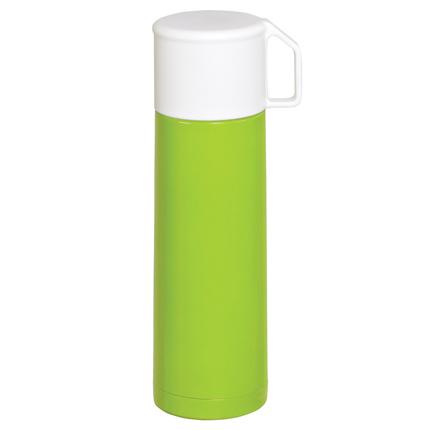 "Термос ""GIORGIO"", 500 мл, цвет корпуса зелёный"