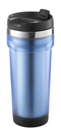 Термостакан (кружка) Keep, 420 мл, цвет синий