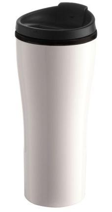 Термостакан (кружка) Maybole, 450 мл, цвет белый