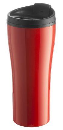 Термостакан (кружка) Maybole, 450 мл, цвет красный