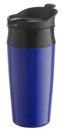 Термостакан (кружка) Saturnia, 450 мл, цвет синий