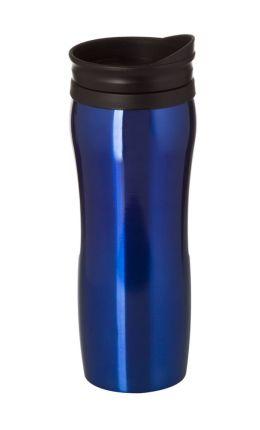 Термостакан (кружка) Shape, 400 мл, цвет синий