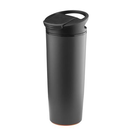 Термостакан (кружка) fixMug, 540 мл, цвет чёрный
