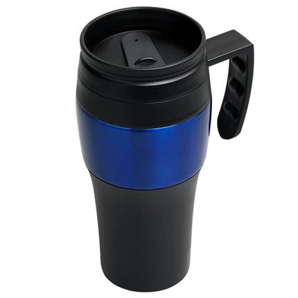 Термокружка Tina, 400 мл, цвет синий