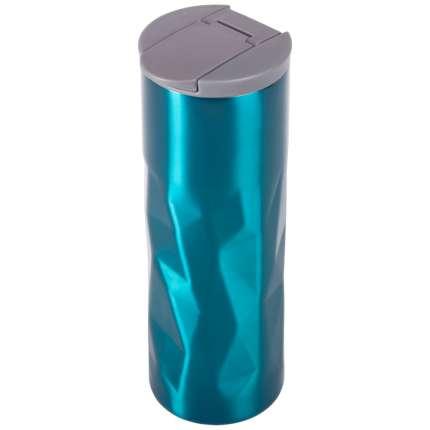 Термокружка Gems, 470 мл, Blue Topaz, синий топаз