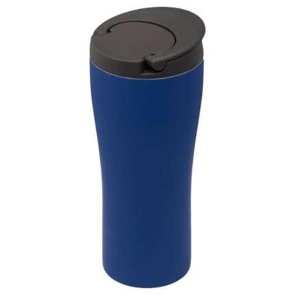 Термостакан Bucks, вакуумный, 400 мл, синий