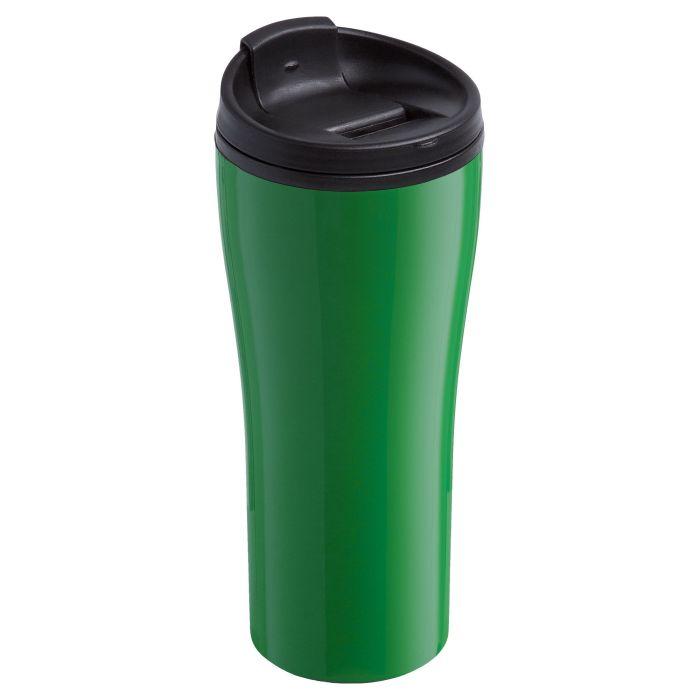Термостакан (кружка) Maybole, 450 мл, цвет зелёный