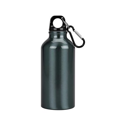 """Бутылка """"Oregon"""" с карабином, объём 350 мл, цвет мокрый асфальт"""