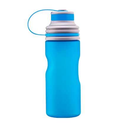 Спортивная бутылка Fresh (sport), 570 мл, голубая