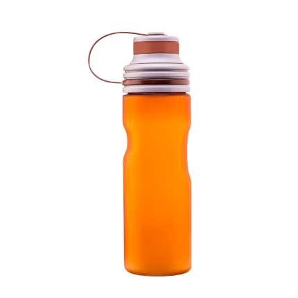 Спортивная бутылка Fresh (sport), 570 мл, коричневая