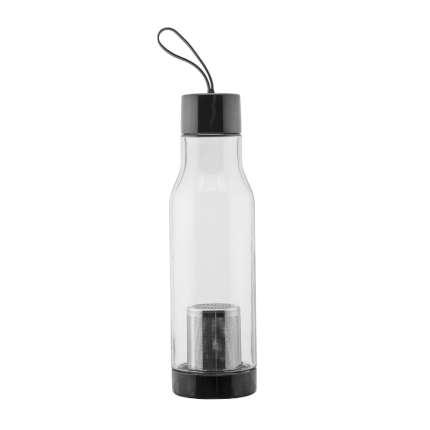 Спортивная бутылка Elite (classic), 600 мл, чёрная
