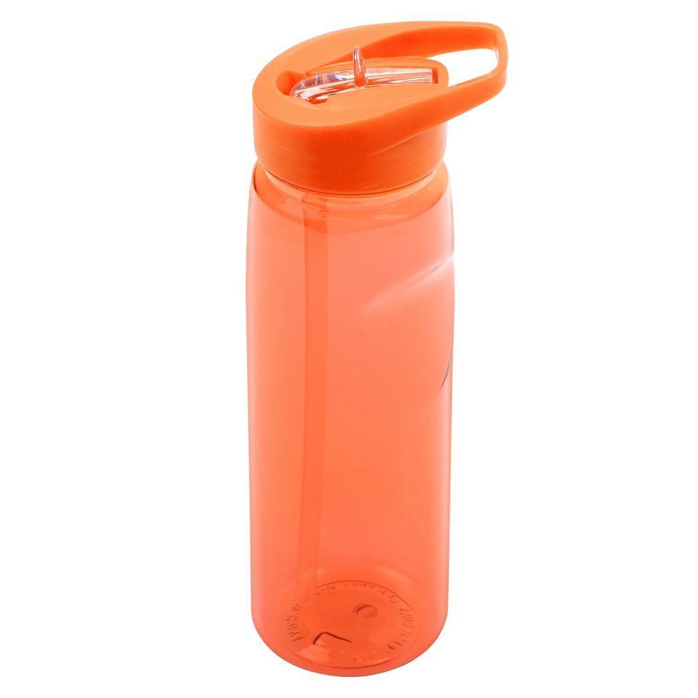 Спортивная бутылка Start, 700 мл, оранжевая