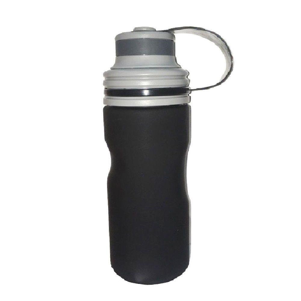 Спортивная бутылка Fresh (sport), 570 мл, чёрная