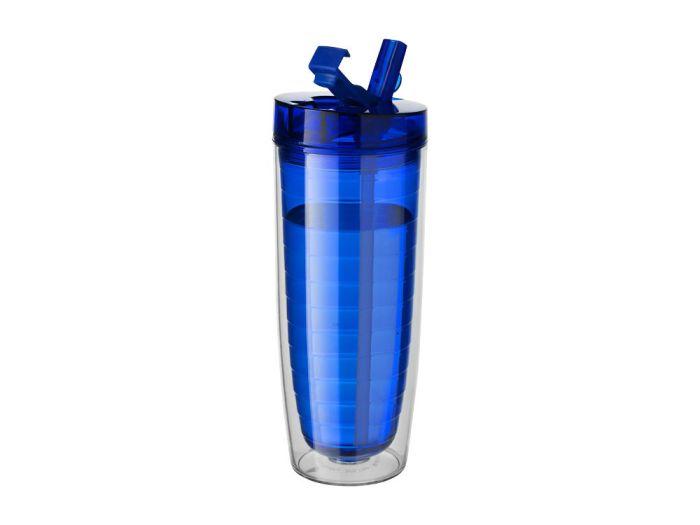 """Бутылка """"Sippe"""", объём 570 мл, цвет синий"""