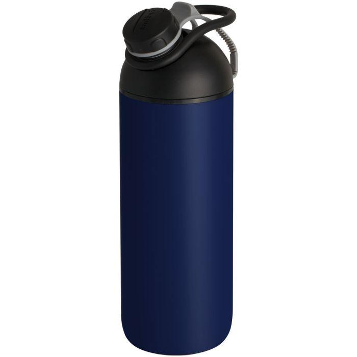 Бутылка для воды fixFlask, 400 мл, синяя