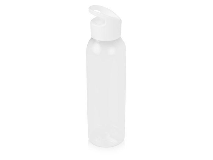 """Бутылка для воды """"Plain"""", 630 мл, цвет белый"""