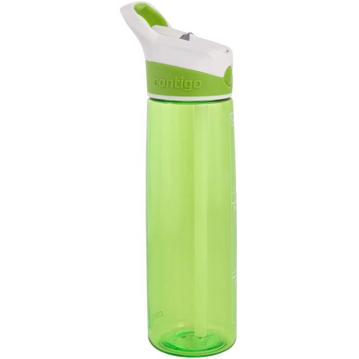 Спортивная бутылка для воды Addison, 750 мл, зелёное яблоко
