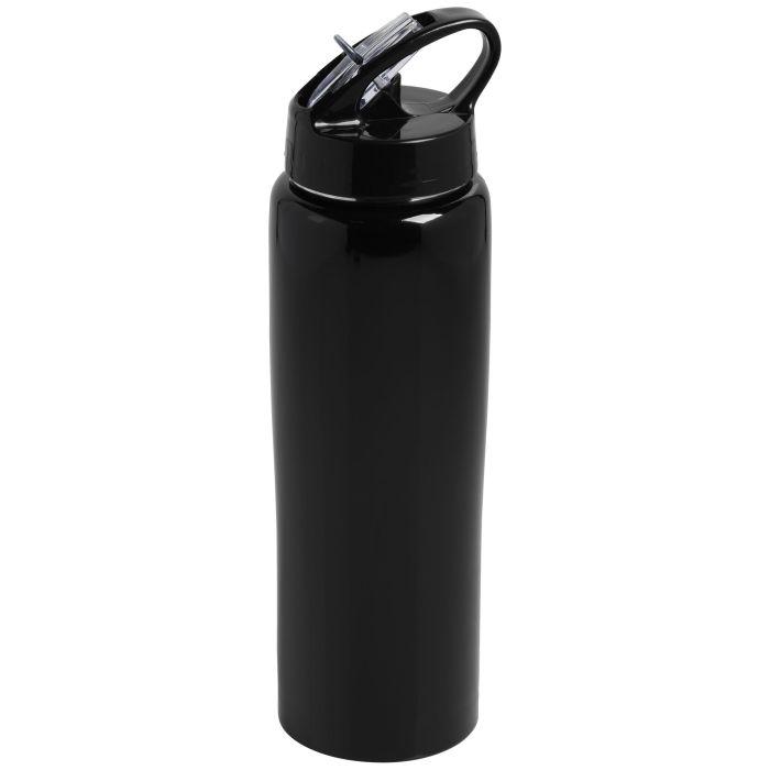 Спортивная бутылка Moist, 750 мл, чёрная