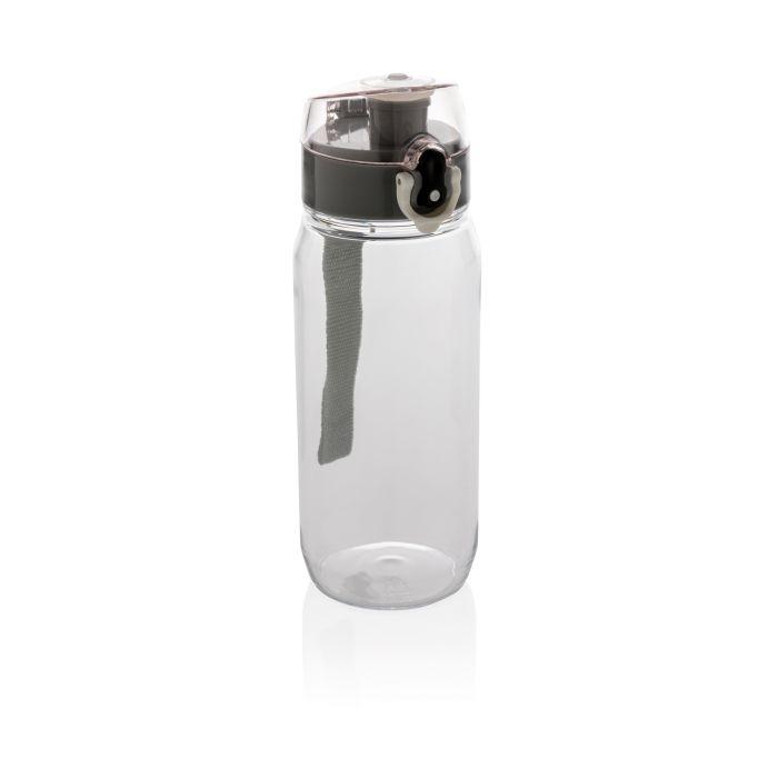 Бутылка для воды Tritan, 600 мл, прозрачный