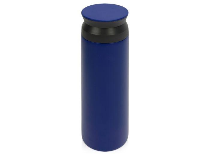 """Вакуумный термос """"Powder"""", синий"""