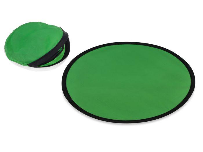 """Летающая"" тарелка, цвет зелёный"
