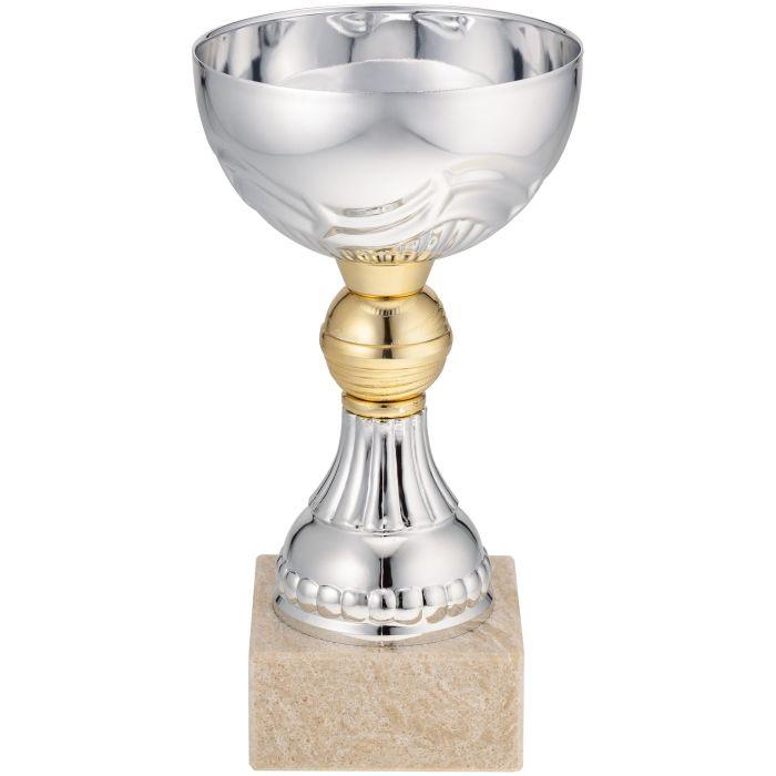 Кубок Grail, серебристый