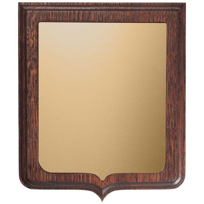 Плакетка Riddle Gold